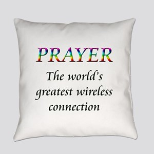 Prayer Everyday Pillow