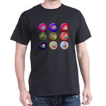Brain Buttons2 T-Shirt