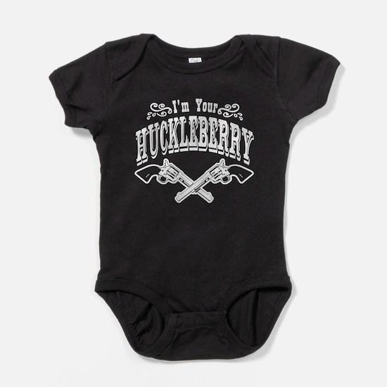 I'm Your Huckleberry! Baby Bodysuit