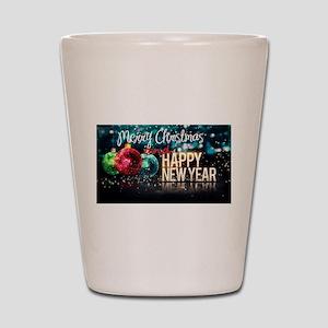 Merry Christmas,New Year Shot Glass