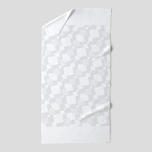 Italia 90 - England Home Beach Towel
