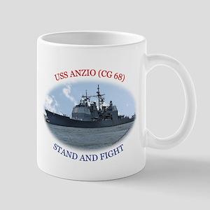 USS Anzio_4 Mug