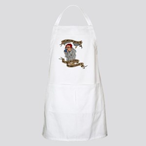 That which does not kill me Apron