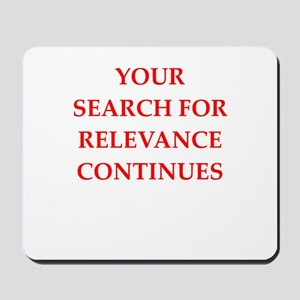 relevance Mousepad