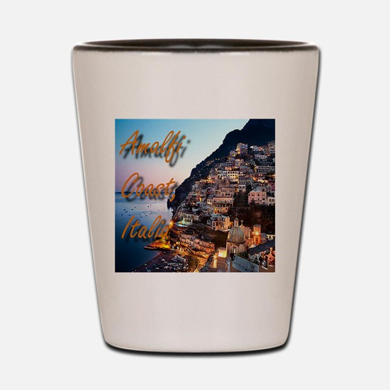 Amalfi Coast Shot Glass