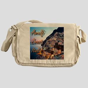 Amalfi Coast Messenger Bag