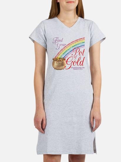 Cute Masonry Women's Nightshirt