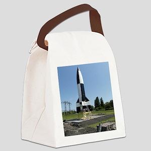 V2 Canvas Lunch Bag