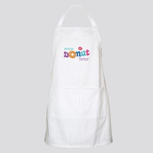 Official Donut Tester Apron