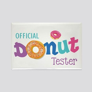 Official Donut Tester Magnets