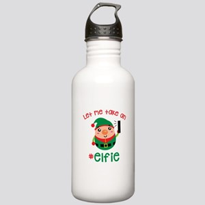 Let Me Take an #Elfie Stainless Water Bottle 1.0L