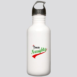 Team Naughty Stainless Water Bottle 1.0L