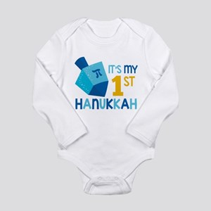 It's My 1st Hanukkah Body Suit