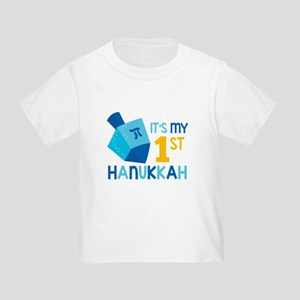 It's My 1st Hanukkah T-Shirt