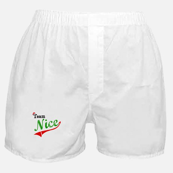 Team Nice Boxer Shorts