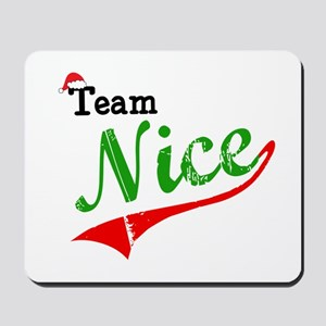 Team Nice Mousepad