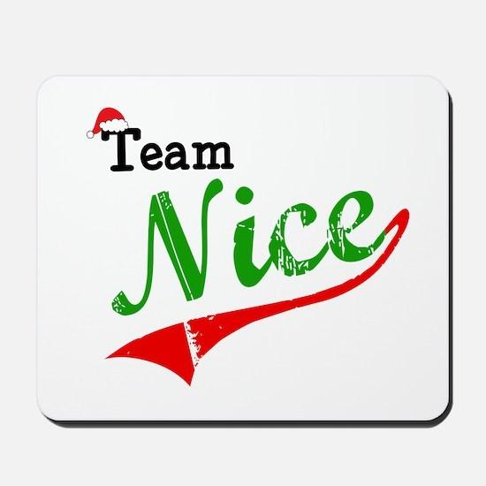 Team Nice Mousepad