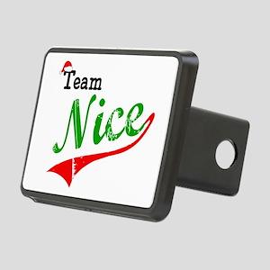 Team Nice Rectangular Hitch Cover