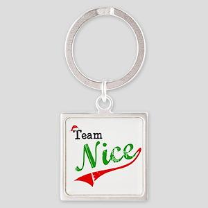 Team Nice Keychains