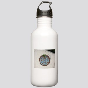 From water, grass grow Stainless Water Bottle 1.0L
