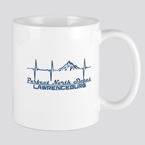 Perfect North Slopes - Lawrenceburg - India Mugs