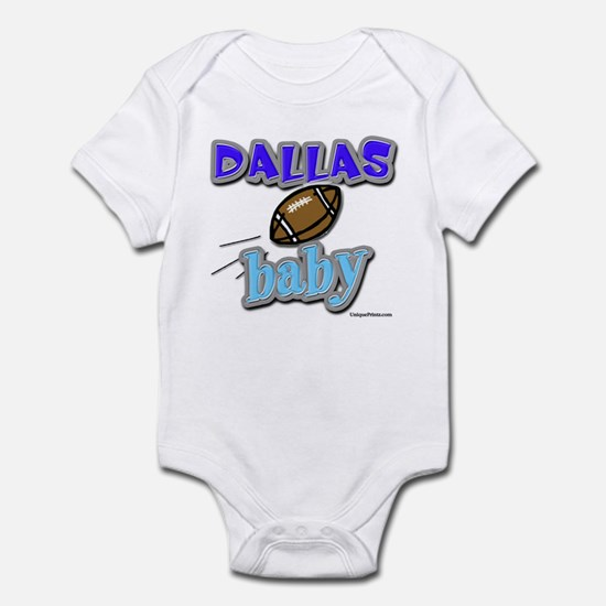 DALLAS baby Infant Bodysuit
