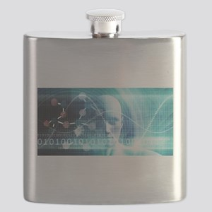 Science Education Flask