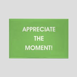 APPRECIATE THE MOMENT! Magnets