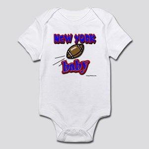 NEW YORK baby Infant Bodysuit