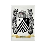 Mannie Rectangle Magnet (100 pack)