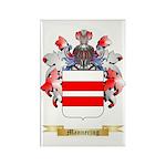 Mannering Rectangle Magnet (100 pack)
