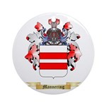 Mannering Round Ornament