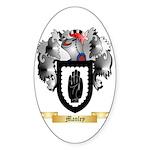Manley Sticker (Oval)