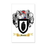 Manley 20x12 Wall Decal