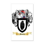 Manley 35x21 Wall Decal