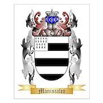 Maniscalco Small Poster