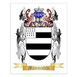 Maniscalchi Small Poster