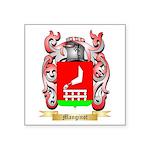 Manginot Square Sticker 3