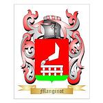 Manginot Small Poster