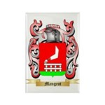 Mangeot Rectangle Magnet (100 pack)
