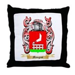 Mangeot Throw Pillow