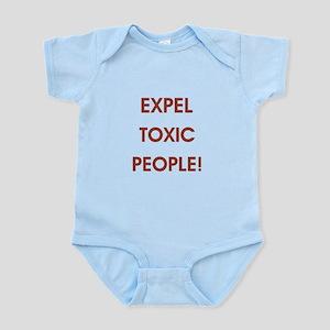 EXPEL TOXIC PEOPLE! Body Suit
