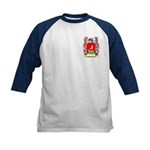 Mangeon Kids Baseball Jersey