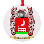 Mangeney Round Ornament