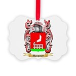 Mangeney Picture Ornament