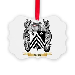 Maney Ornament