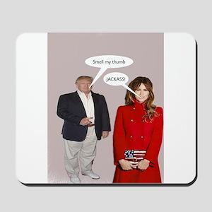 Political Humor Mousepad