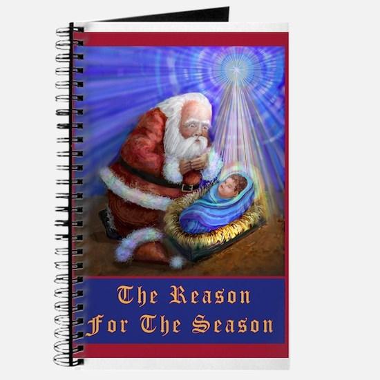 Christmas Reason Journal