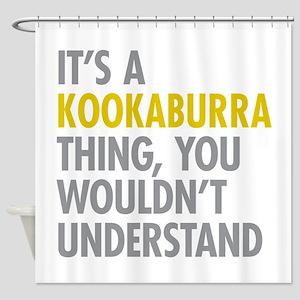 Kookaburra Thing Shower Curtain