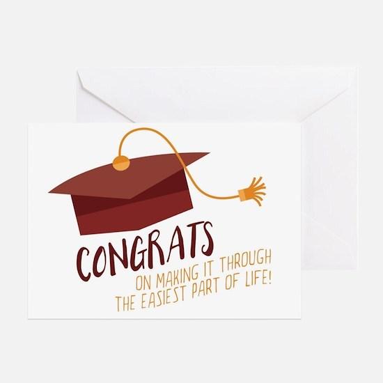 Funny Graduation Greeting Cards